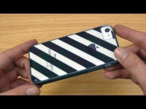 X-Doria Scene Plus iPhone 5C Case Review - Stripes