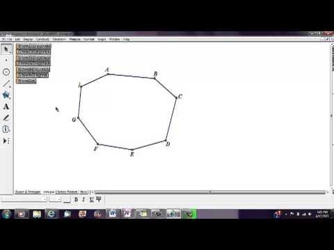 Diagonals of a Polygon