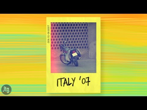 How to Create a Colorful Polaroid Picture in Photoshop Tutorial