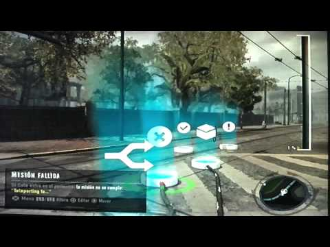 inFamous 2: How to make a Teleport