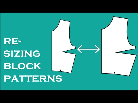 Tailoring A Block Sewing Pattern