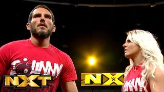 """What led Johnny Gargano to risk it all against Andrade """"Cien"""" Almas?: WWE NXT, Feb. 14, 2018"""