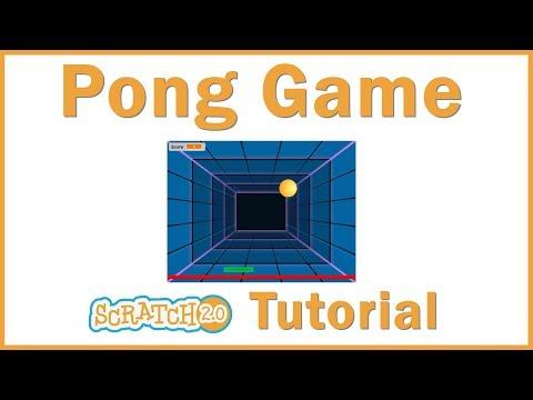 Make Pong in Scratch