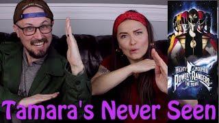 Mighty Morphin Power Rangers: The Movie - Tamara's Never Seen