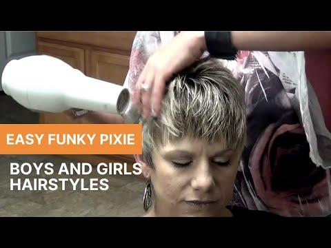 Trendy Hairstyles | Short Trendy Hair Cuts | Short Haircuts