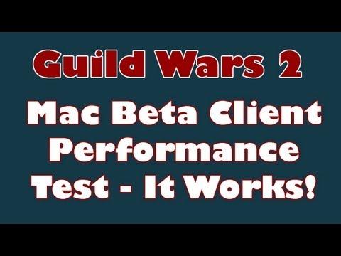 Guild Wars 2 Performance Under Mac Cider Client Beta