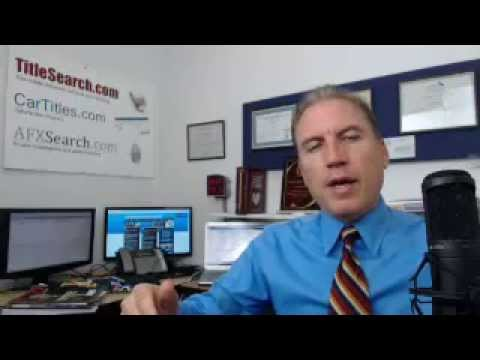 Waiting for vehicle title from auction or dealer