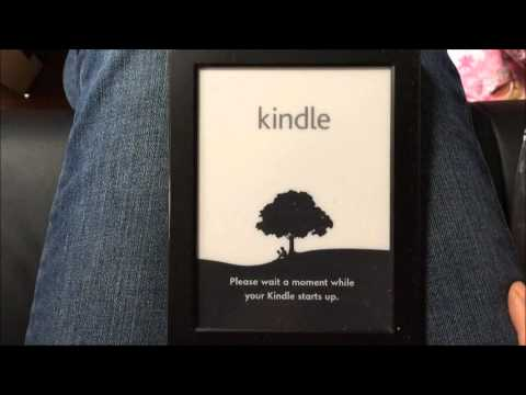 How to factory reset your kindle reader