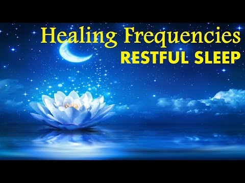 Sleep Problems Healing Frequencies Meditation – Melt Tension, Calm Your Mind & Body