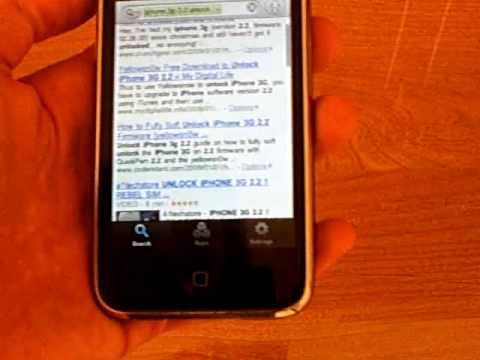 Google Mobile App for iPhone and iPod Touch
