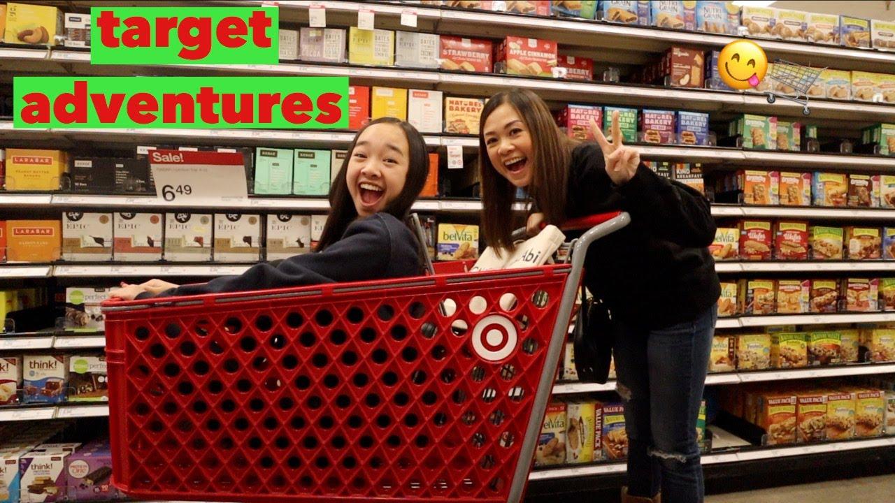TARGET ADVENTURES DURING XMAS! Vlogmas Day 19 | Nicole Laeno