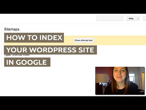How to Index your WordPress site on Google