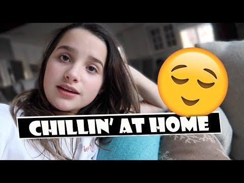 Chillin' At Home 😌 (WK 375.4)   Bratayley