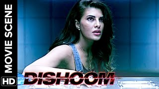 Ye mera polite hai | Dishoom | Movie Scene