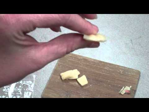 Scentsy Crinkle Cut Samples