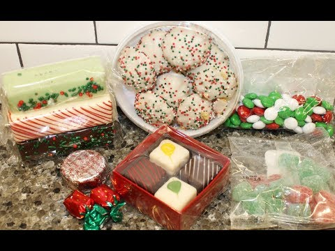 The Swiss Colony Sweets Review: Tortes, Petit Fours, Bonbons, Gum Drops, Hard Candy, Solid Chocolate
