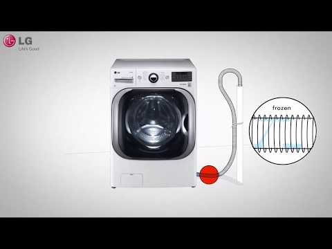 How to fix Front Load Washers  - Error Codes  - Washing Machine LG