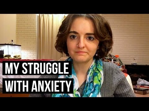 My Struggle with Anxiety