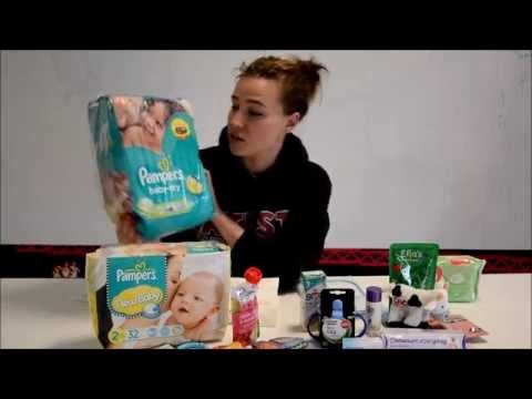 How To Get FREE Baby Stuff & Samples (UK)