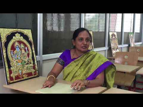 Tanjore Arts Certification Course at White Pencil