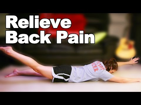 Back Pain Relief Exercises - Ask Doctor Jo