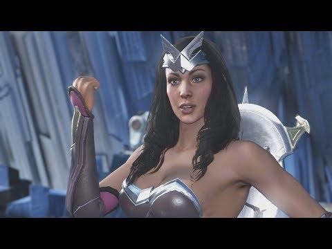 Injustice 2 Online - WONDER WOMAN IS AMAZING!