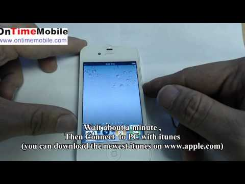 How to Check Ur IMEI and How to unlock iphone 4