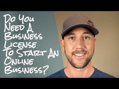 Do You Need A Business License To Start An Online Business?