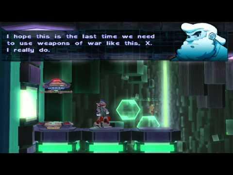 Megaman X8 - [Walkthrough 100%] Part 4