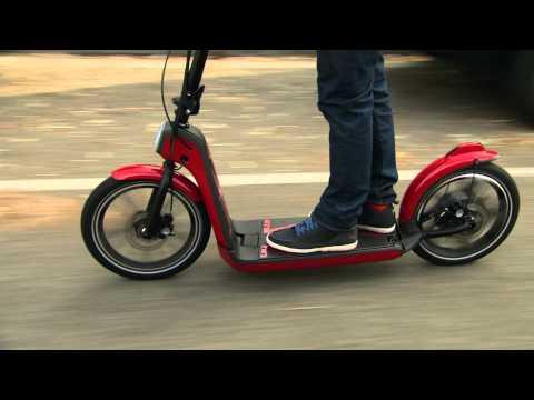 Mini Citysurfer - electric kickscooter