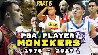 Complete List of PBA Player Nicknames and Monikers (Part 5) Best Tag Team Duo