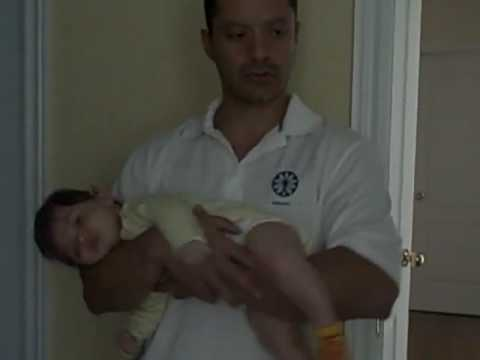 The 6-Minute Baby Sleep Technique Demonstration