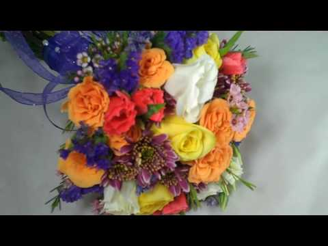 Let's Dance!  Prom Bouquets by Belvedere Flowers