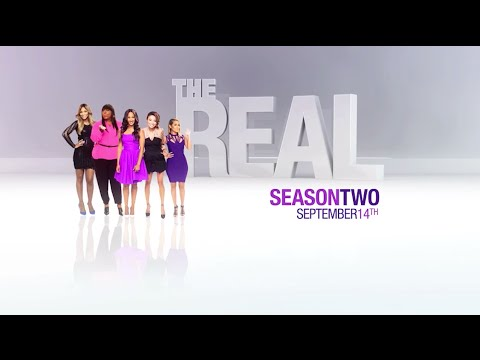 Get Hooked! 'The Real' Returns Sept 14th