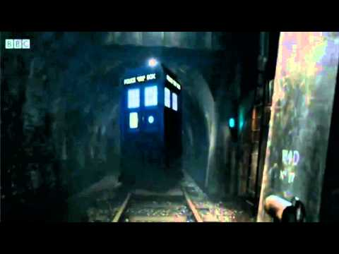 Doctor Who - The Man Who Stops The Monsters