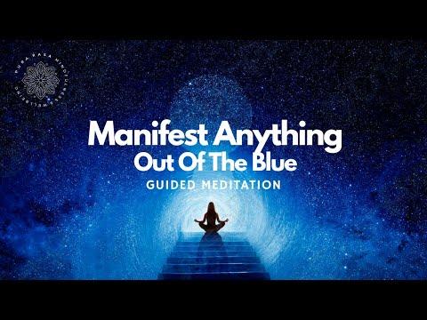 The Blue Room   Guided Manifestation Meditation