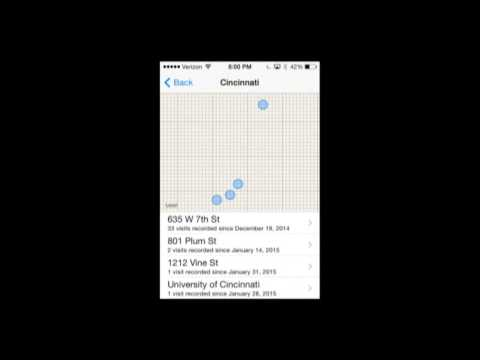How to turn of location services on iPhone