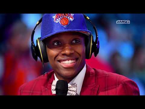 Beginnings: Frank Ntilikina | New York Knicks | MSG Networks