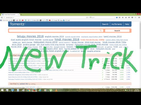 🔴 How to open torrent sites |🔴 NEW trick 100% work |HOW TO ACCESS TORRENT?NEW