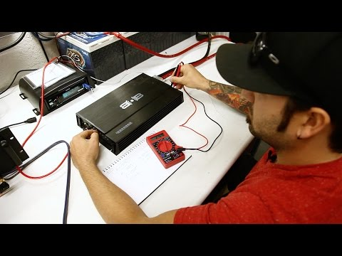 How To Set Amp Gain to Match Lower RMS Subwoofers? | Car Audio Q & A