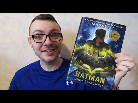 Batman Nightwalker by Marie Lu | Book Review