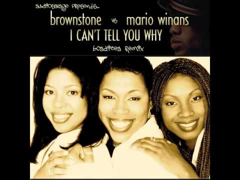 Brownstone vs Mario Winans - I Can't Tell You Why (AudioSavage's Boadicea Remix)