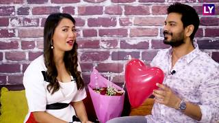 Keith Sequeira, Rochelle Maria Rao Celebrate First Valentine