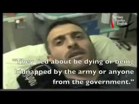 Al Jazeera & Al Arabiya LIES About People Killed in Syria