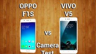 ViVo V5 vs Oppo F1s Indonesia! - Camera Test (English Sub)