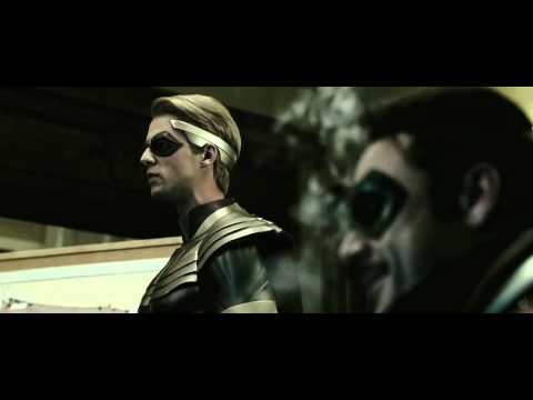 Watchmen Trailer without slow motion
