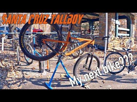 2018 Santa Cruz Tallboy Test Ride & Review