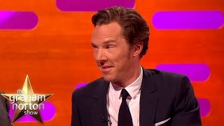 Benedict Cumberbatch Mortified By Reddit Reviews - The Graham Norton Show