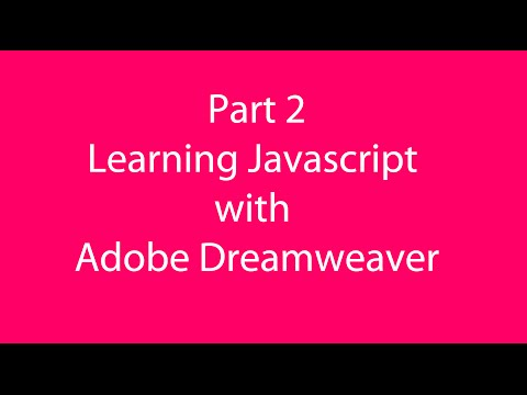 Using button to do-undo changes with Javascript and link it with html in Dreamweaver Part 2