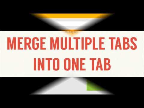 Chrome facts| 1 min google chrome secrets| Merge multiple tabs into one chrome| Mute tab chrome